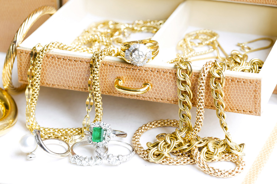 organizador joias acessórios